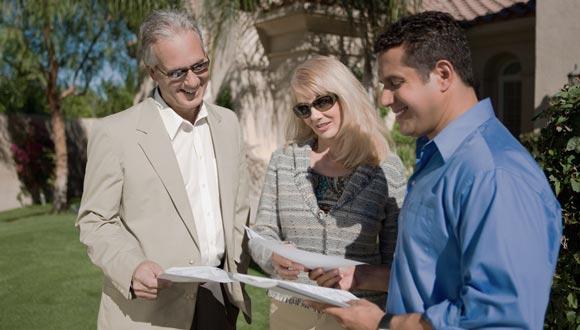 Make the buying or selling process easier with a home inspectio from Spot On Home Inspection